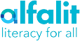 alfalit literacy for all logo